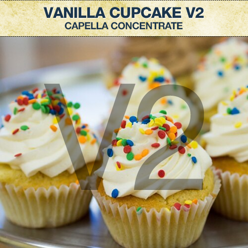 Capella Vanilla Cupcake v2 Concentrate
