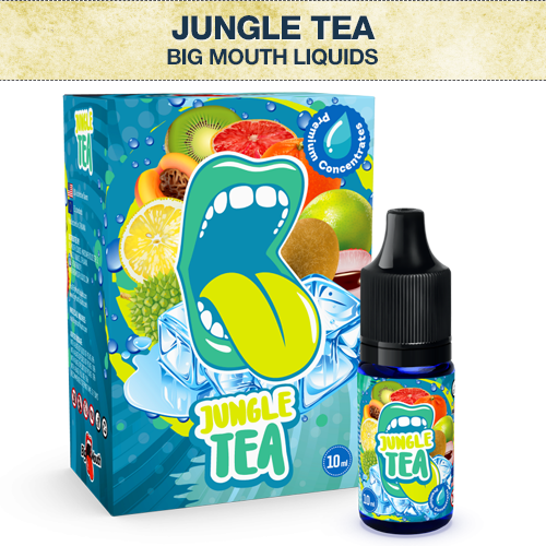 Big Mouth Jungle Tea Concentrate