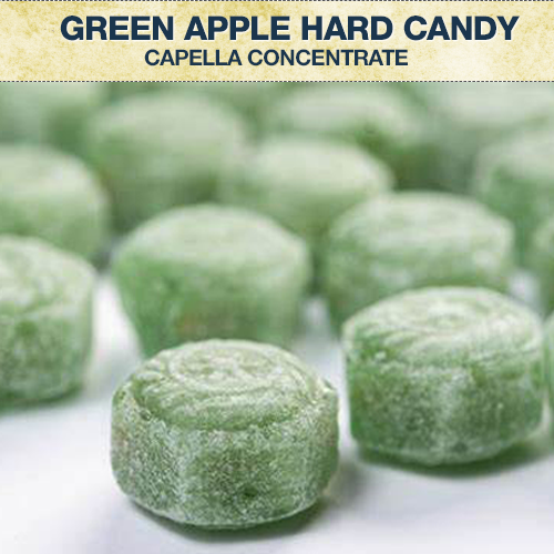 Capella Green Apple Hard Candy Concentrate