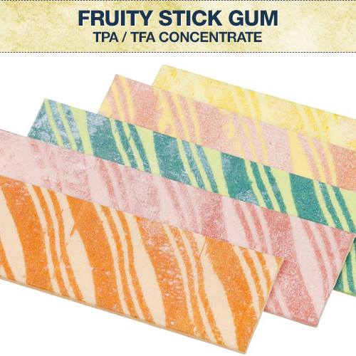TPA / TFA Fruity Stick Gum Concentrate