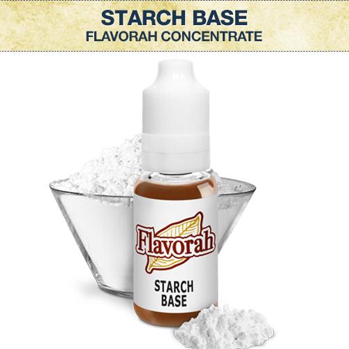 Flavorah Starch Base Concentrate