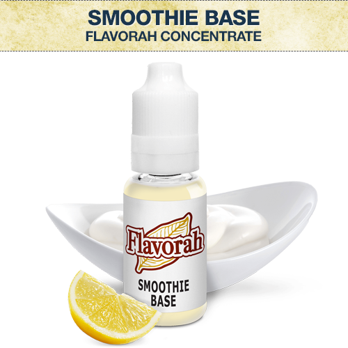 Flavorah Smoothie Base Concentrate