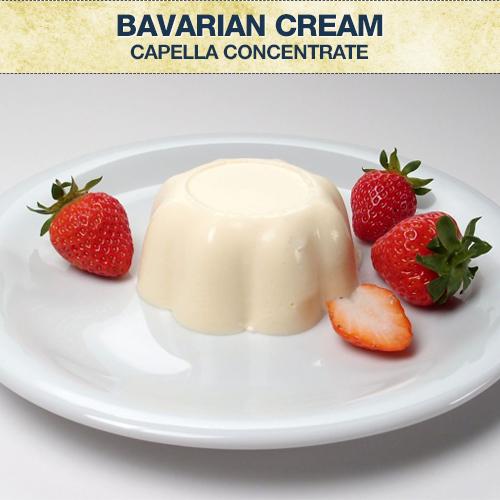 Capella Bavarian Cream Concentrate