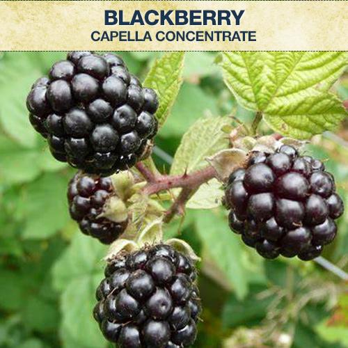 Capella Blackberry Concentrate
