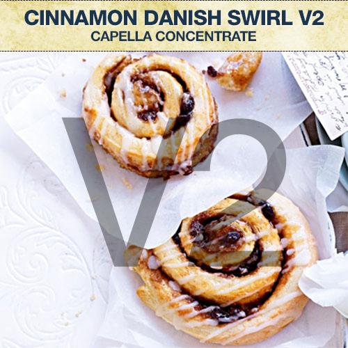 Capella Cinnamon Danish Swirl v2 Concentrate
