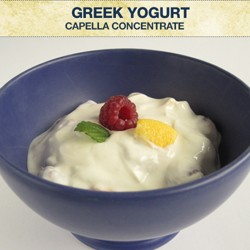 Capella Greek Yogurt Concentrate