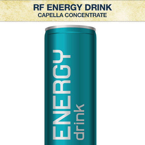 Capella RF Energy Drink Concentrate