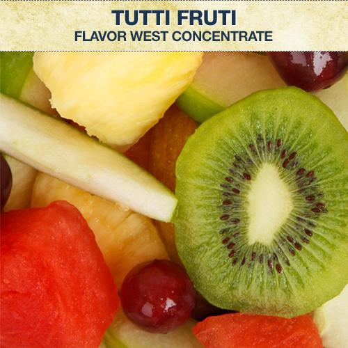Flavor West Tutti Frutti Concentrate