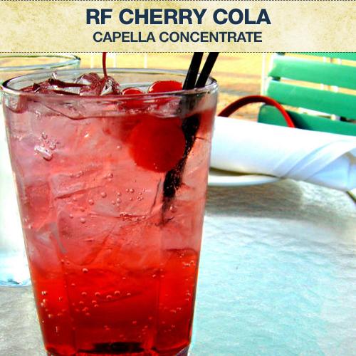 Capella RF Cherry Cola Concentrate