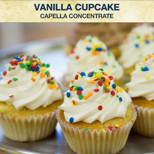 Capella Vanilla Cupcake Concentrate