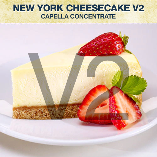 Capella New York Cheesecake v2 Concentrate