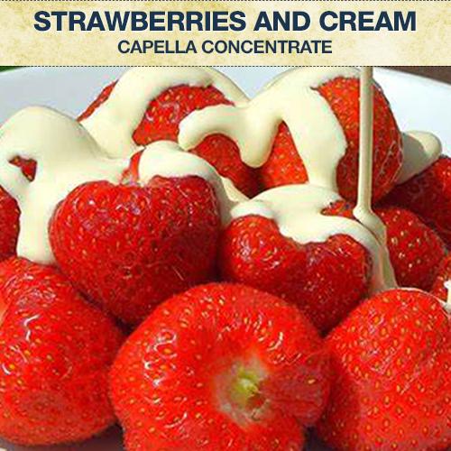 Capella Strawberries and Cream Concentrate