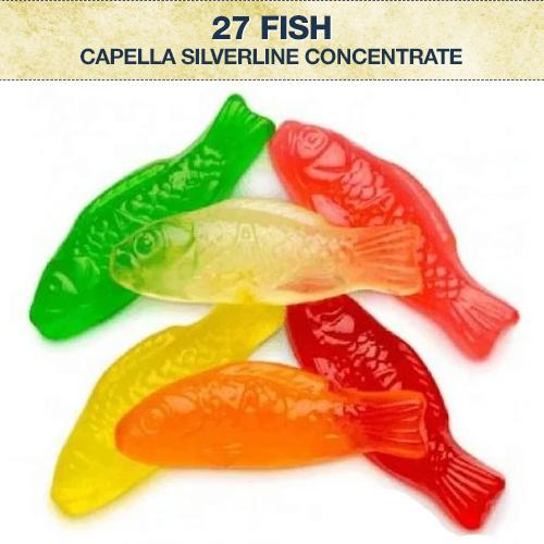 Capella SilverLine 27 Fish Concentrate