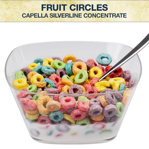 Capella SilverLine Fruit Circles Concentrate
