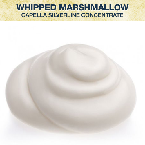 Capella SilverLine Whipped Marshmallow Concentrate
