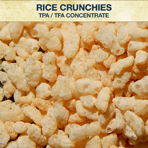TPA / TFA Rice Crunchies Concentrate