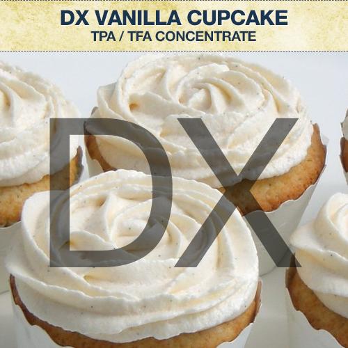 TPA / TFA DX Vanilla Cupcake Concentrate