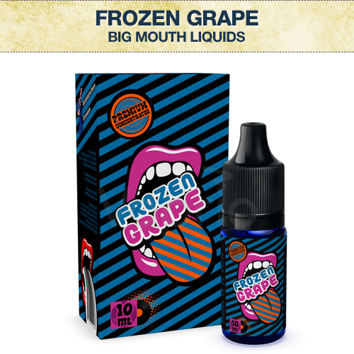 Big Mouth Frozen Grape Concentrate