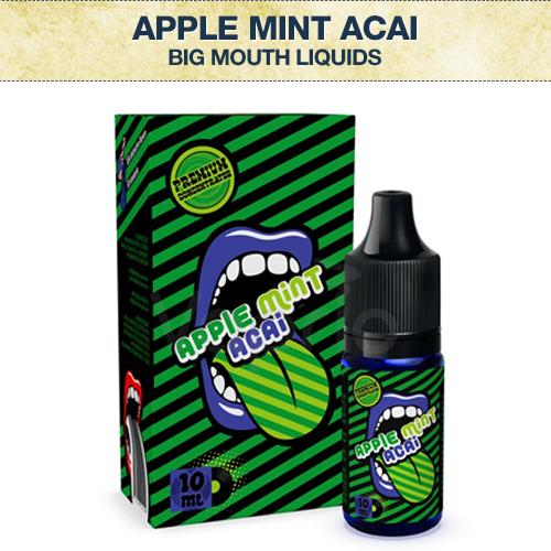 Big Mouth Apple Mint Acai Concentrate