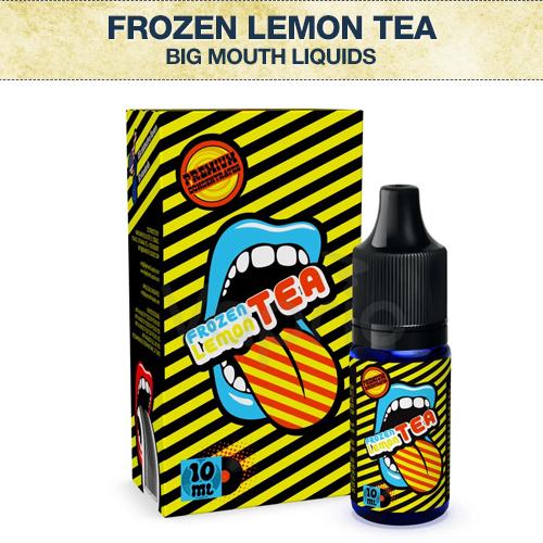 Big Mouth Frozen Lemon Tea Concentrate