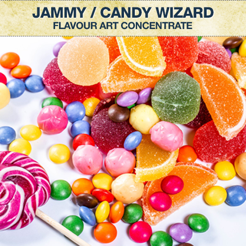 Flavour Art Jammy / Candy Wizard Concentrate