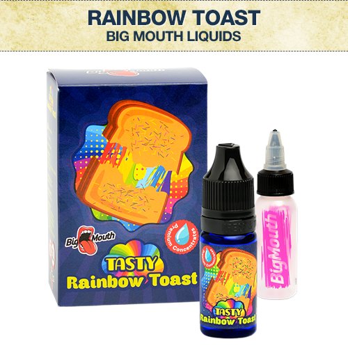 Big Mouth Rainbow Toast Concentrate
