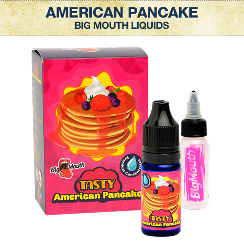 Big Mouth American Pancake Concentrate