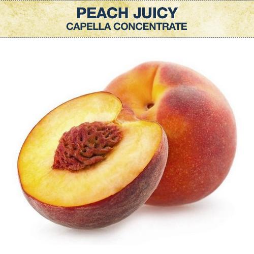 Capella Juicy Peach Concentrate