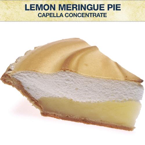 Capella Lemon Meringue Pie Concentrate
