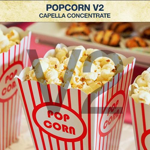Capella Popcorn v2 Concentrate