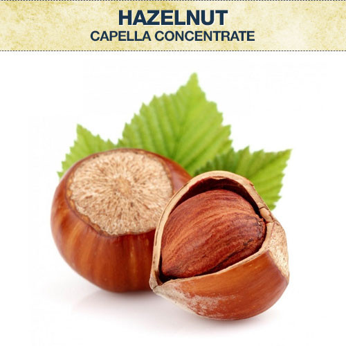 Capella Hazelnut Concentrate
