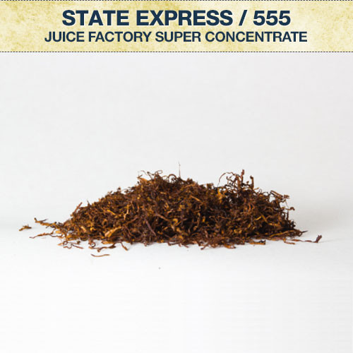 JF State Express / 555 Super Concentrate