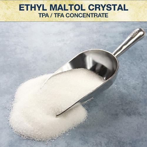 TPA / TFA Ethyl Maltol Crystals (EM)