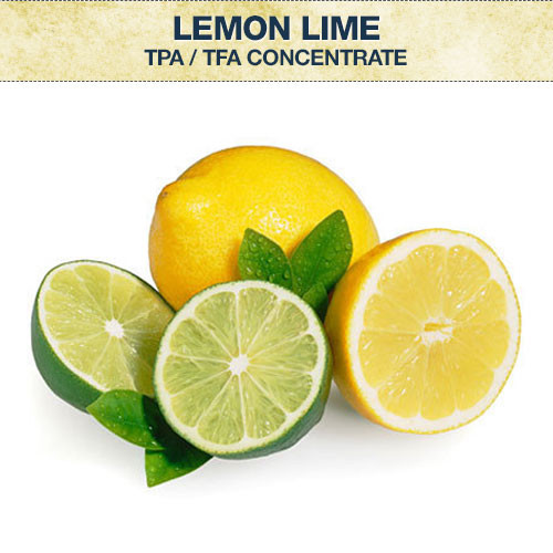 TPA / TFA Lemon Lime Concentrate
