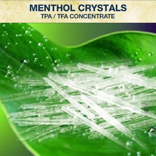 TPA / TFA Menthol Crystals