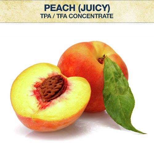TPA / TFA Peach (Juicy) Concentrate