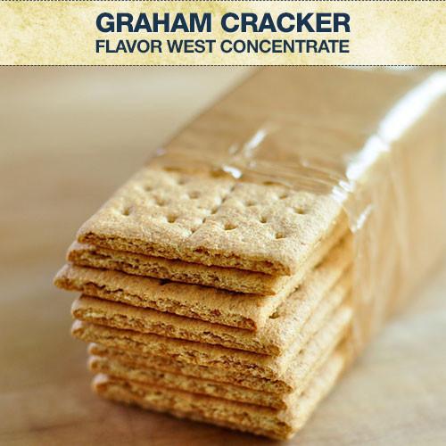 Flavor West Graham Cracker Flavour Concentrate