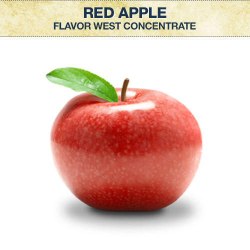 Flavor West Red Apple Flavour Concentrate