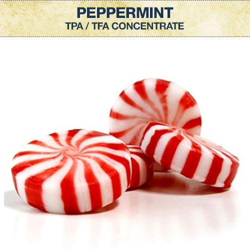 TPA / TFA Peppermint Concentrate