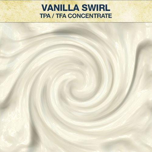 TPA / TFA Vanilla Swirl Concentrate