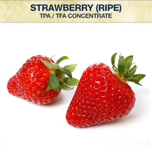 TPA / TFA Strawberry (Ripe) Concentrate