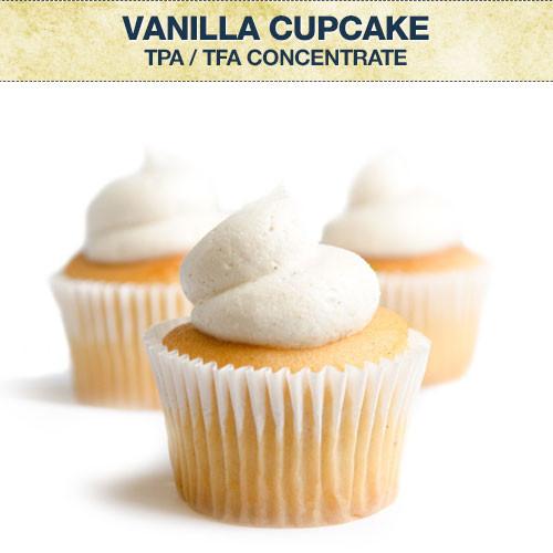 TPA / TFA Vanilla Cupcake Concentrate