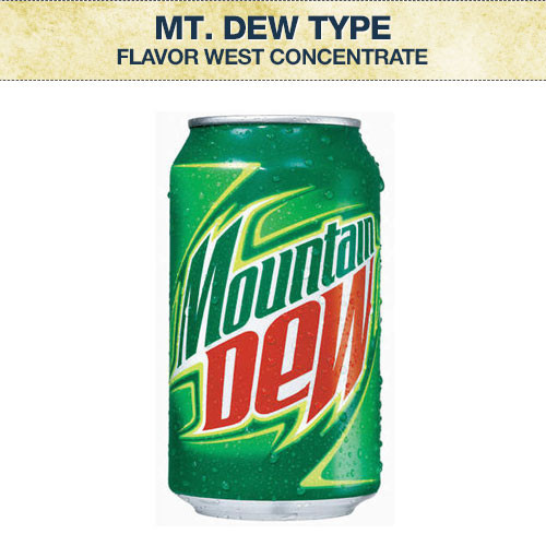Flavor West Citrus Soda (was Mt. Dew Type) Concentrate