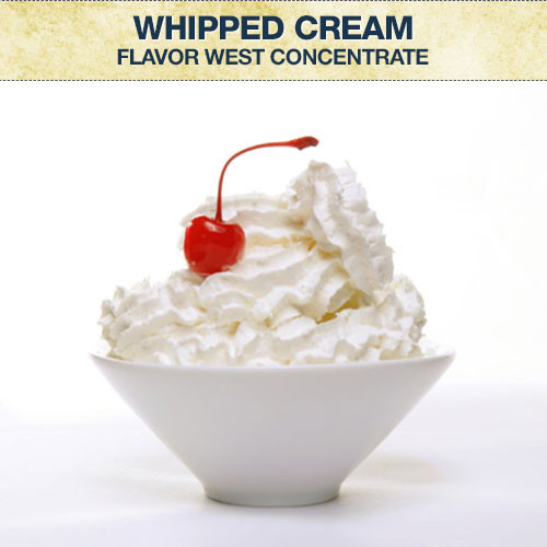 Flavor West Whipped Cream Concentrate