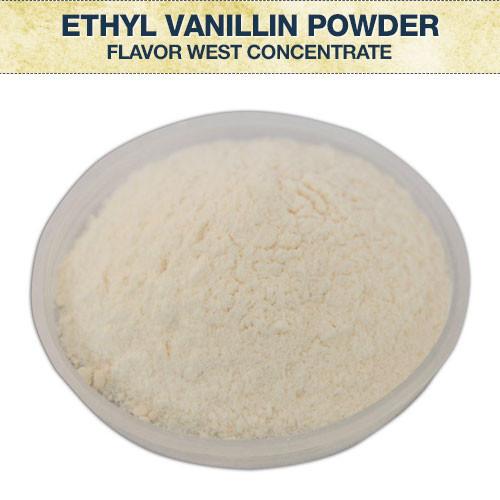 Flavor West Ethyl Vanillin Powder