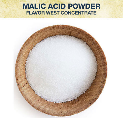 Flavor West Malic Acid Powder