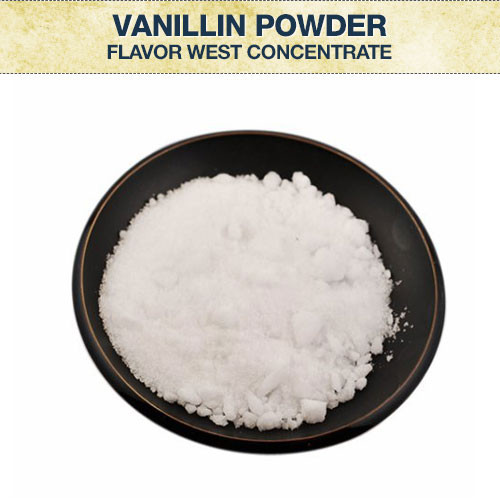 Flavor West Vanillin Powder