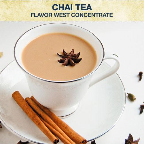 Flavor West Chai Tea Concentrate