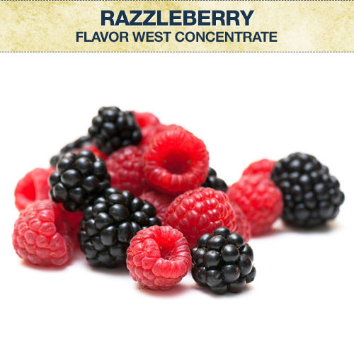 Flavor West Razzleberry Concentrate