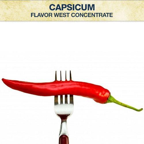 Flavor West Capsicum Concentrate